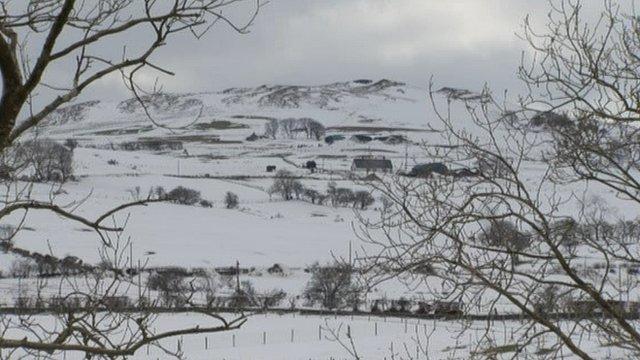 Down Snow