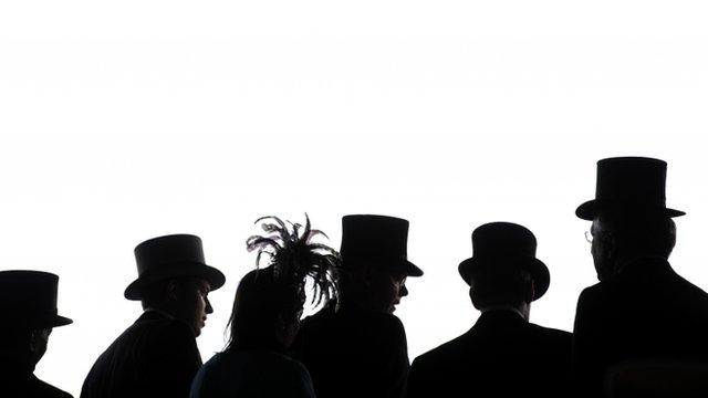 Hats at Ascot