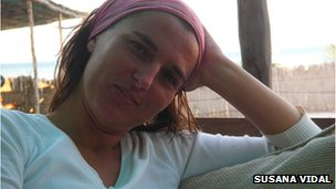 Susana Vidal is one of hundreds of Portuguese seeking opportunities in Mozambique