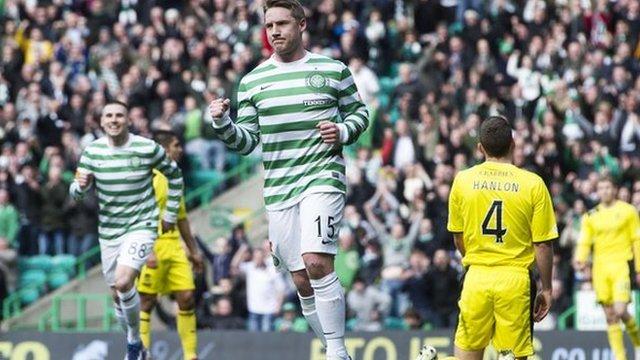 Highlights - Celtic 3-0 Hibernian