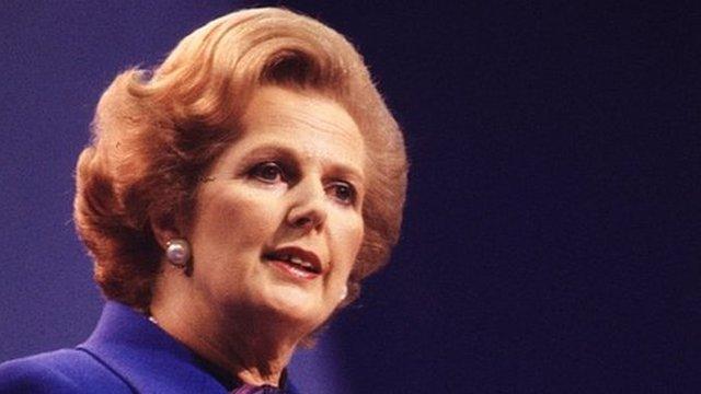 Y Farwnes Thatcher
