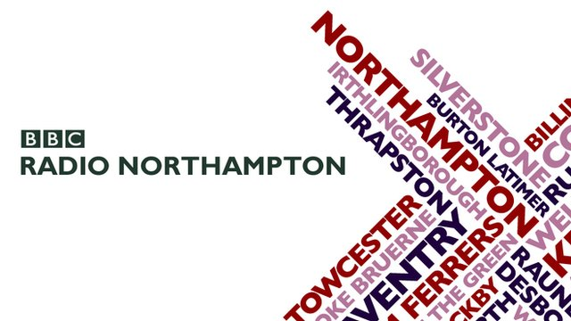 BBC Radio Northampton logo