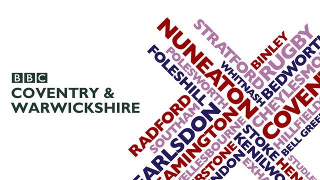 BBC Coventry & Warwickshire logo