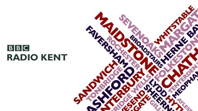 BBC Radio Kent logo
