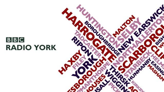 BBC Radio York logo