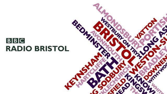 BBC Radio Bristol logo