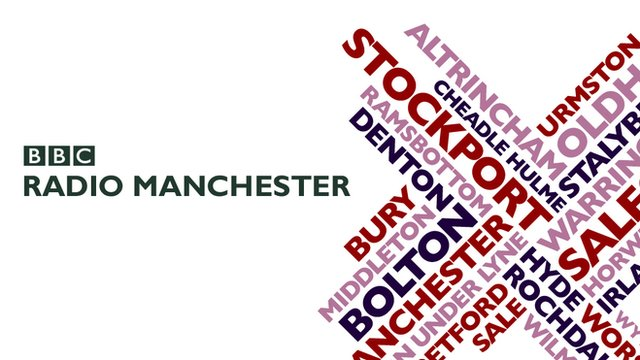 BBC Radio Manchester logo