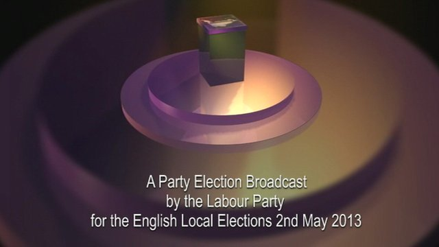 Labour Party Election Broadcast