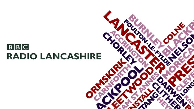 BBC Radio Lancashire logo