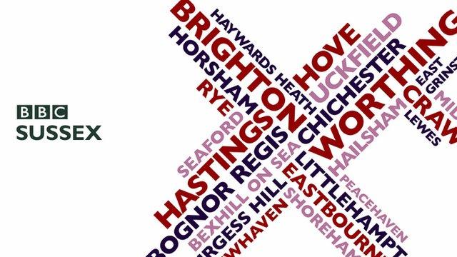 BBC Sussex logo