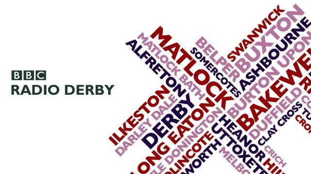 BBC Radio Derby logo