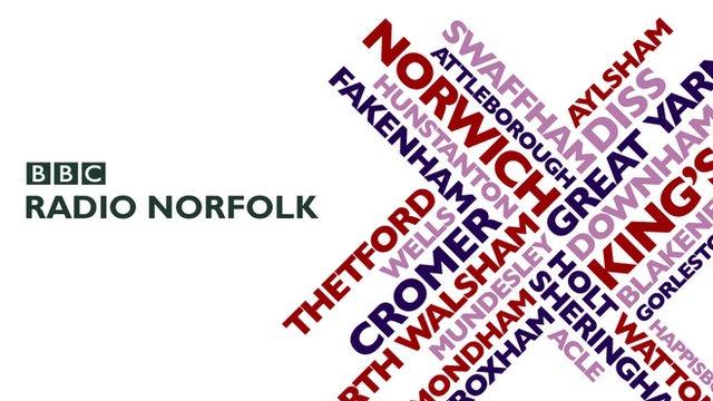 BBC Radio Norfolk logo