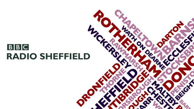BBC Radio Sheffield logo