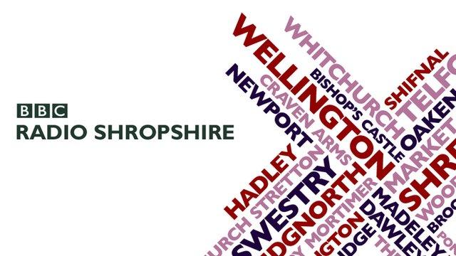 BBC Radio Shropshire logo