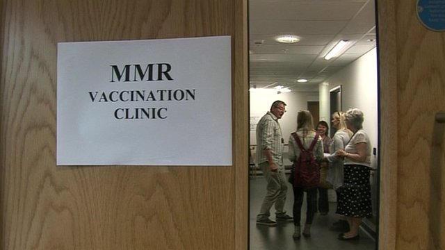 Clinic in Wales