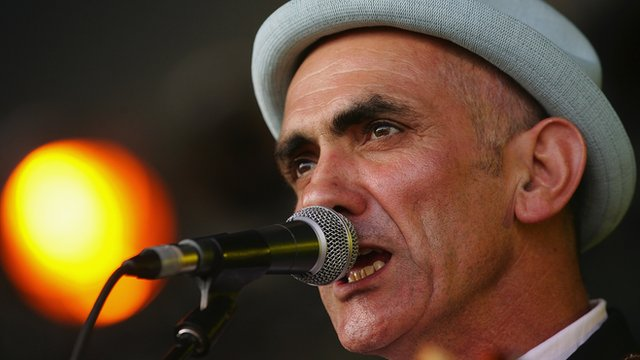 Australian singer-songwriter Paul Kelly