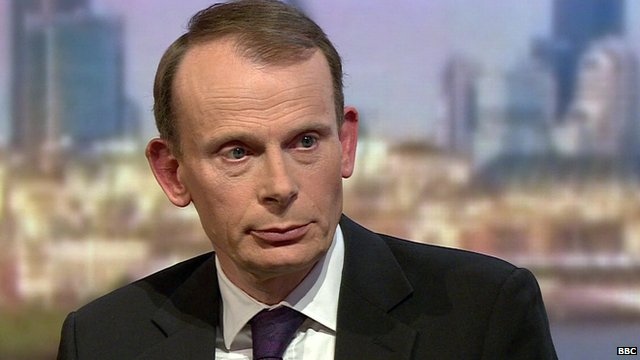 7c010028b5c2 Andrew Marr returns to grill David Miliband on new job - BBC News