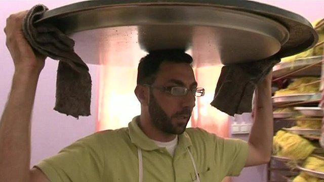 Former Palestinian prisoner
