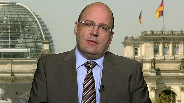 Germany's Deputy Finance Minister, Steffen Kampeter