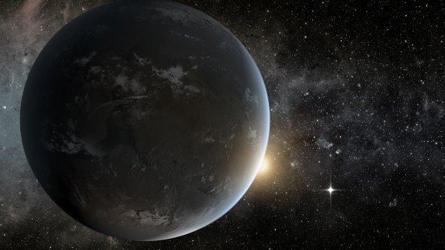 NASA's Kepler mission's smallest habitable zone planet