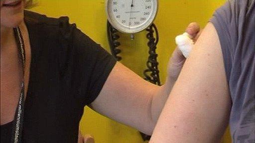 Vaccines in Neath
