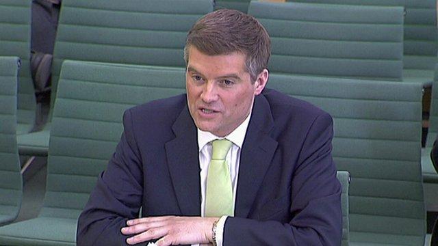 Home Office minister Mark Harper