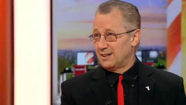 David Holmes, criminal psychologist