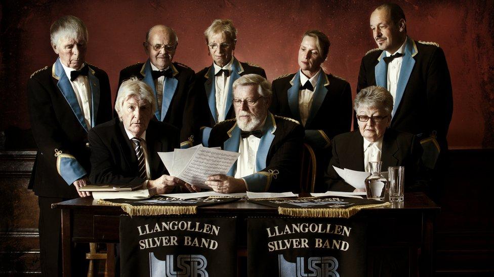 Llangollen Silver Band
