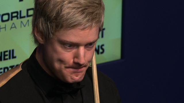 2010 world champion Neil Robertson