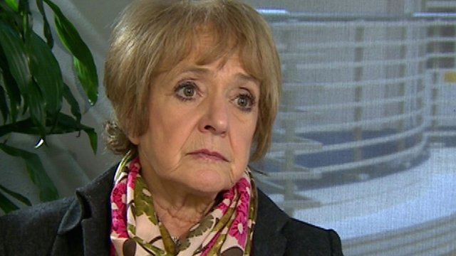 Margaret Hodge MP, chairwoman of the Commons Public Accounts Committee