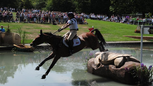 Pippa Funnell will compete again at Badminton
