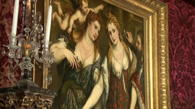 One of the collection from The Hermitage at Houghton Hall