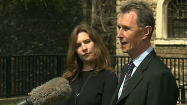 Nigel Evans will be back in the Commons for the Queen's Speech