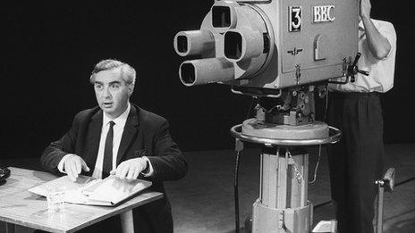 George Brown in 1964