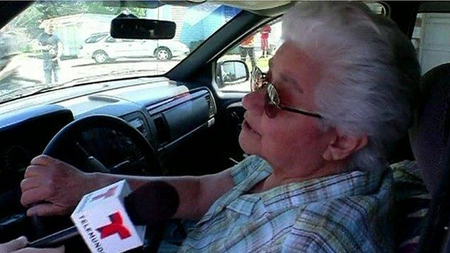 Lillian Rodriguez, mother of Ariel Castro
