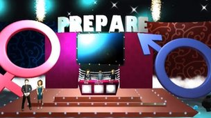 Prepare game for sexual education classes