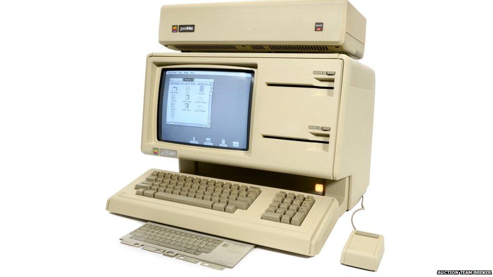 Apple's Lisa