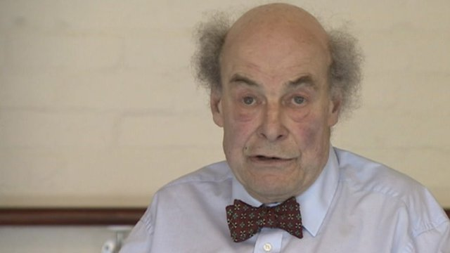 Prof Heinz Wolff