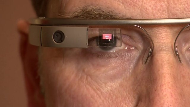 Rory and Google Glass