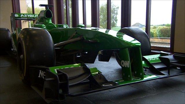 Formula 1 team Caterham