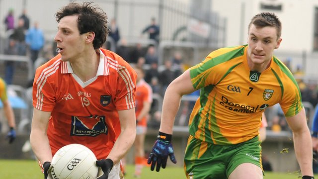 Jamie Clarke believes Armagh can aspire to matching the top teams in the country such as Donegal