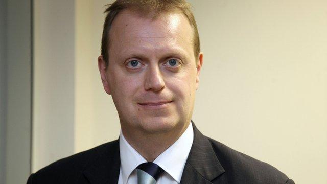 Glamorgan chief executive Alan Hamer