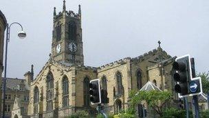 St. Peter's Church, Huddersfield
