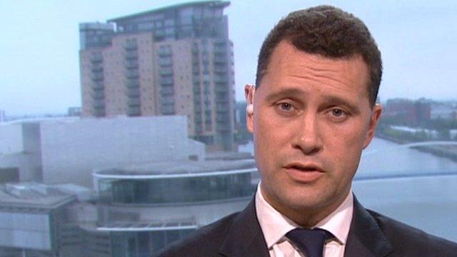 UKIP's City spokesman Steven Woolfe