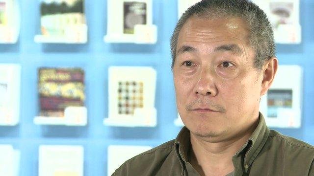 Wang Jian, the director of BGI