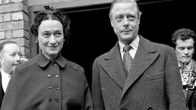 King Edward VIII and Wallis Simpson