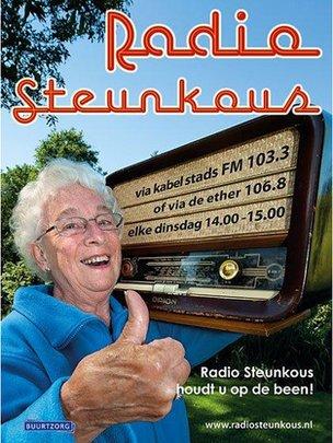 Radio advert
