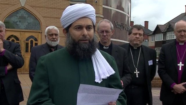 Sheikh Ibrahim Mogra, Muslim Council of Britain