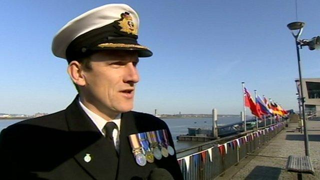 Commander Nick Borbone