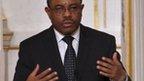 Hailemariam Desalegn - Ethiopia's prime minister